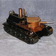 Steam Turret Tank